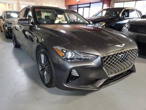 2019 Genesis G70 for sale at AW Auto & Truck Wholesalers  Inc. in Hasbrouck Heights NJ