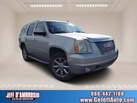 2012 GMC Yukon for sale at Jeff D'Ambrosio Auto Group in Downingtown PA