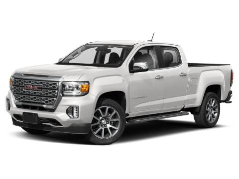 2021 GMC Canyon for sale at Herman Jenkins Used Cars in Union City TN