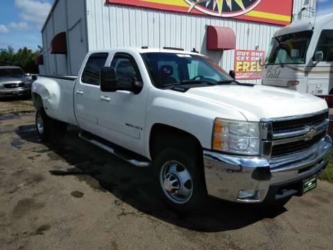 2008 Chevrolet Silverado 3500HD for sale at AUTOPLEX 528 LLC in Huntsville AL