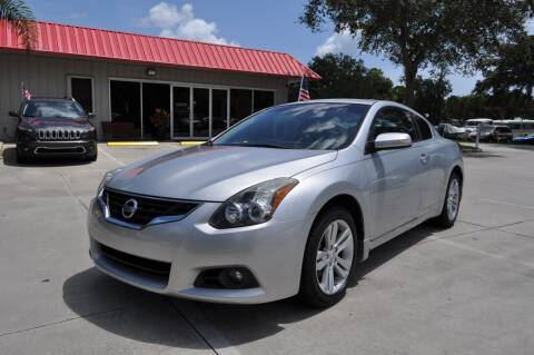 2010 Nissan Altima for sale at STEPANEK'S AUTO SALES & SERVICE INC. in Vero Beach FL
