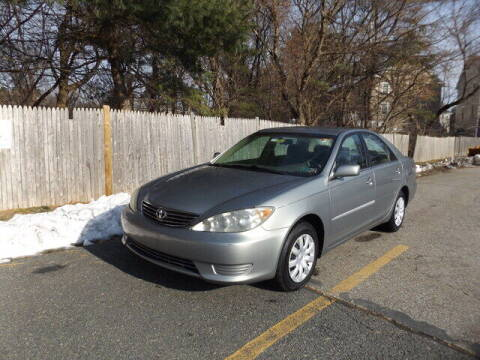 2005 Toyota Camry for sale at Wayland Automotive in Wayland MA