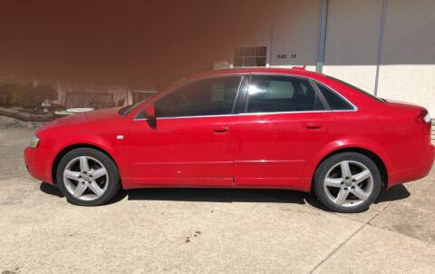 2005 Audi A4 for sale at Midway Car Sales in Austin MN