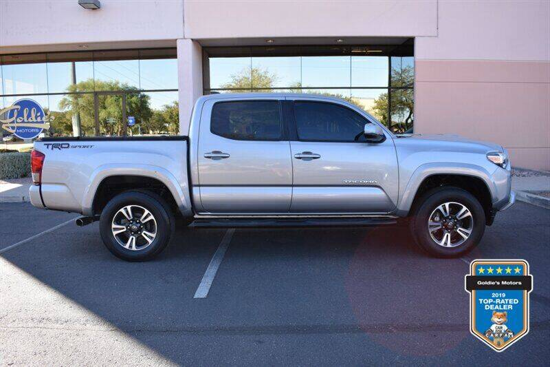 2016 Toyota Tacoma for sale at GOLDIES MOTORS in Phoenix AZ