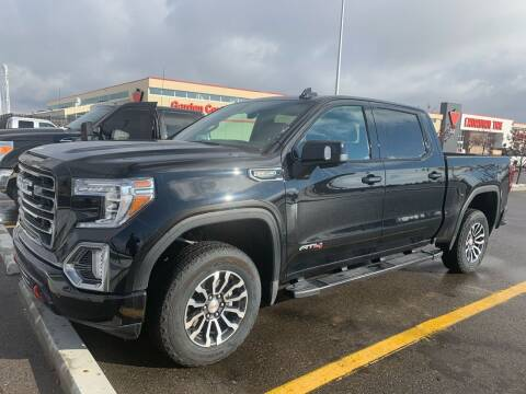 2019 GMC Sierra 1500 for sale at Canuck Truck in Magrath AB