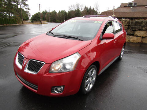 2009 Pontiac Vibe for sale at Mike Federwitz Autosports, Inc. in Wisconsin Rapids WI