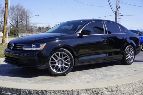 2017 Volkswagen Jetta for sale at Platinum Motors LLC in Heath OH