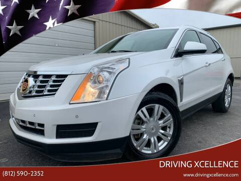 2013 Cadillac SRX for sale at Driving Xcellence in Jeffersonville IN