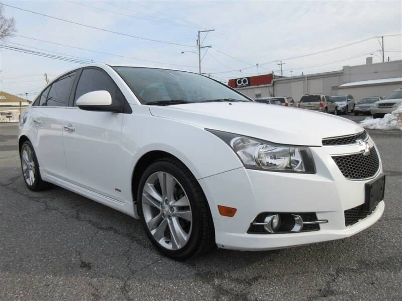 2014 Chevrolet Cruze for sale at Cam Automotive LLC in Lancaster PA