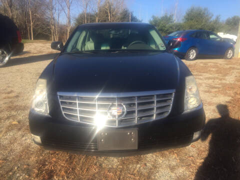 2006 Cadillac DTS for sale at Sorel's Garage Inc. in Brooklyn CT