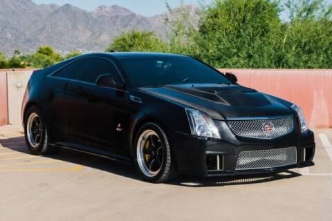 2011 Cadillac CTS-V for sale at PROPER PERFORMANCE MOTORS INC. in Scottsdale AZ