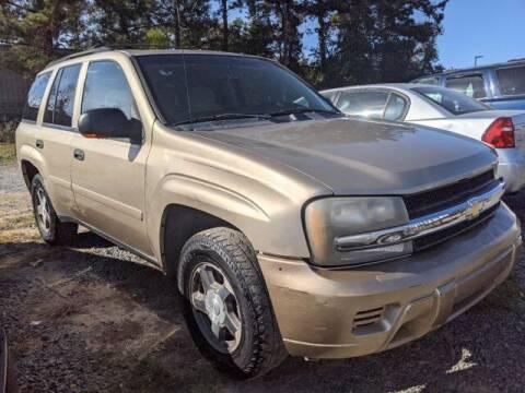2006 Chevrolet TrailBlazer for sale at CarZoneUSA in West Monroe LA