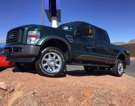 2009 Ford F-350 Super Duty for sale at SPEND-LESS AUTO in Kingman AZ