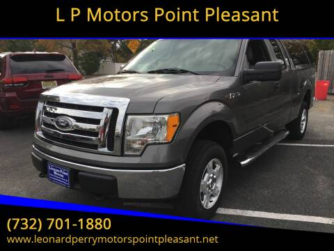2010 Ford F-150 for sale at Triple M Motors in Point Pleasant NJ
