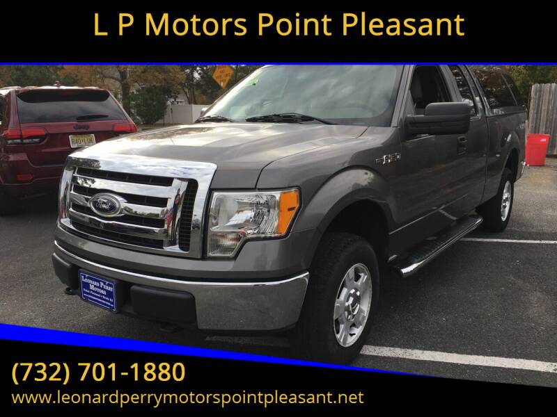 2010 Ford F-150 for sale at L P Motors Point Pleasant in Point Pleasant NJ