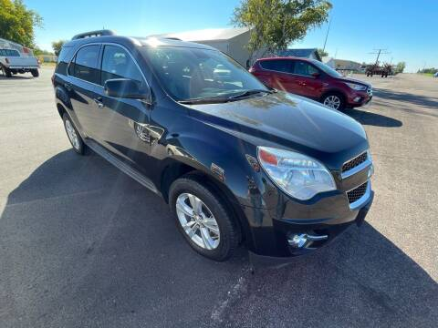 2014 Chevrolet Equinox for sale at Hill Motors in Ortonville MN