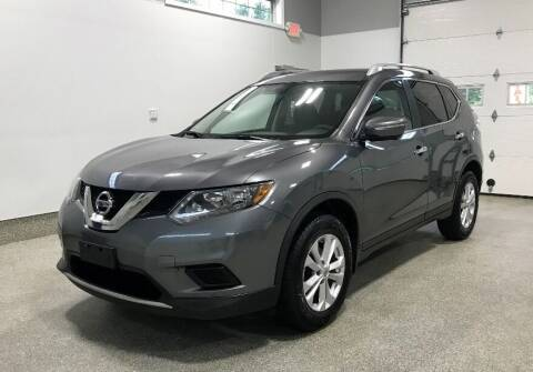 2014 Nissan Rogue for sale at B Town Motors in Belchertown MA