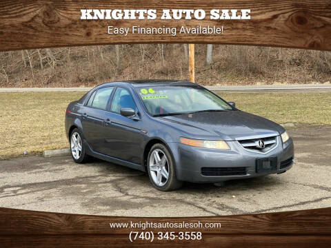 2006 Acura TL for sale at Knights Auto Sale in Newark OH