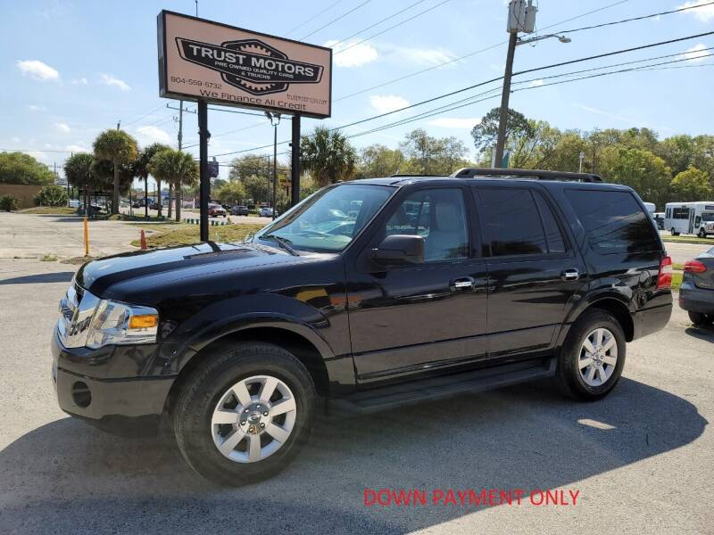 2010 Ford Expedition for sale at Trust Motors in Jacksonville FL