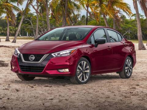 2021 Nissan Versa for sale at Tom Peacock Nissan (i45used.com) in Houston TX