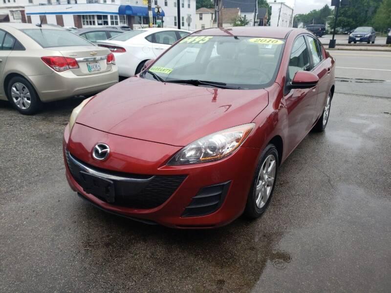 2010 Mazda MAZDA3 for sale at TC Auto Repair and Sales Inc in Abington MA