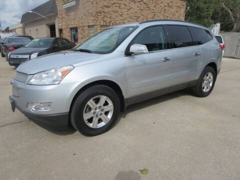 2012 Chevrolet Traverse for sale at Drive Auto Sales in Roseville MI