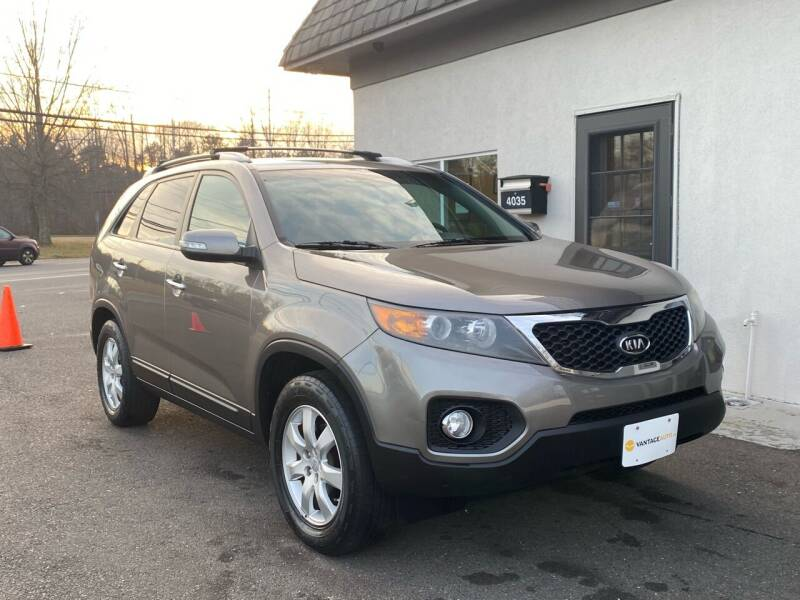 2012 Kia Sorento for sale at Vantage Auto Group in Tinton Falls NJ