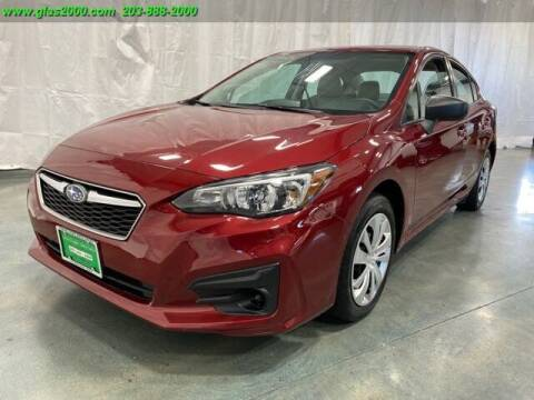 2017 Subaru Impreza for sale at Green Light Auto Sales LLC in Bethany CT