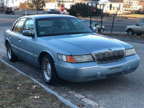 2002 Mercury Grand Marquis for sale at Emory Street Auto Sales and Service in Attleboro MA