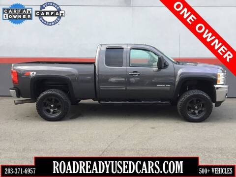 2011 Chevrolet Silverado 2500HD for sale at Road Ready Used Cars in Ansonia CT