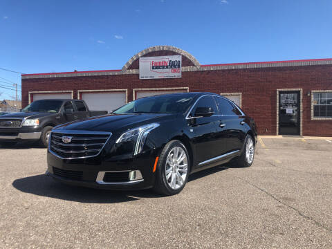 2019 Cadillac XTS for sale at Family Auto Finance OKC LLC in Oklahoma City OK