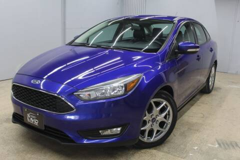 2015 Ford Focus for sale at Flash Auto Sales in Garland TX
