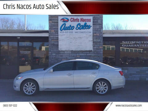 2006 Lexus GS 300 for sale at Chris Nacos Auto Sales in Derry NH