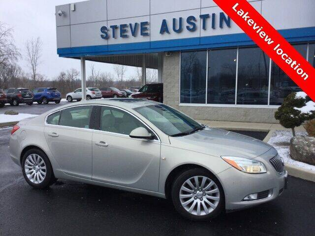 2011 Buick Regal for sale at Austins At The Lake in Lakeview OH