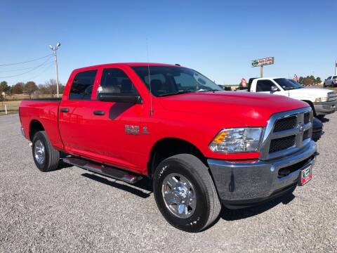 2018 RAM Ram Pickup 2500 for sale at RAYMOND TAYLOR AUTO SALES in Fort Gibson OK