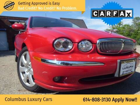 2004 Jaguar X-Type for sale at Columbus Luxury Cars in Columbus OH