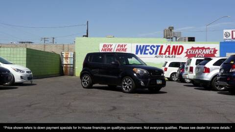 2012 Kia Soul for sale at Westland Auto Sales on 7th in Fresno CA