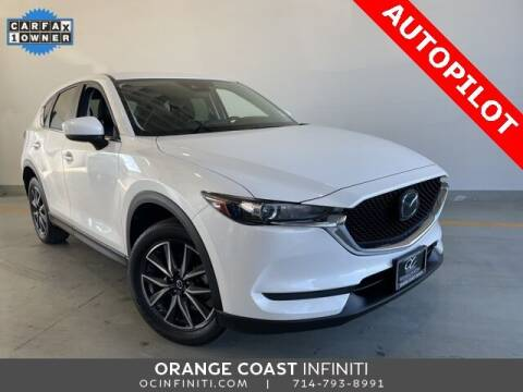 2018 Mazda CX-5 for sale at ORANGE COAST CARS in Westminster CA