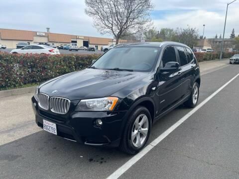 2011 BMW X3 for sale at LG Auto Sales in Rancho Cordova CA