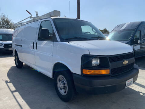 2016 Chevrolet Express Cargo for sale at Best Buy Quality Cars in Bellflower CA