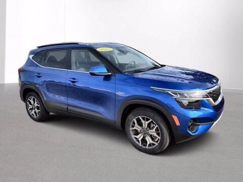 2021 Kia Seltos for sale at Jimmys Car Deals at Feldman Chevrolet of Livonia in Livonia MI