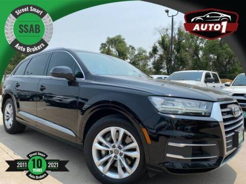 2019 Audi Q7 for sale at Street Smart Auto Brokers in Colorado Springs CO