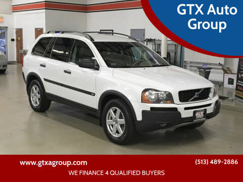 2005 Volvo XC90 for sale at GTX Auto Group in West Chester OH