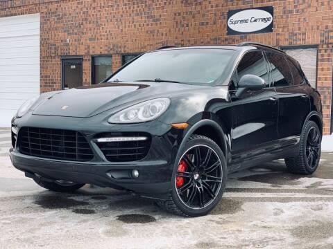 2011 Porsche Cayenne for sale at Supreme Carriage in Wauconda IL