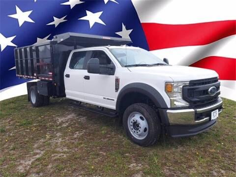 2021 Ford F-550 Super Duty for sale at Gentilini Motors in Woodbine NJ