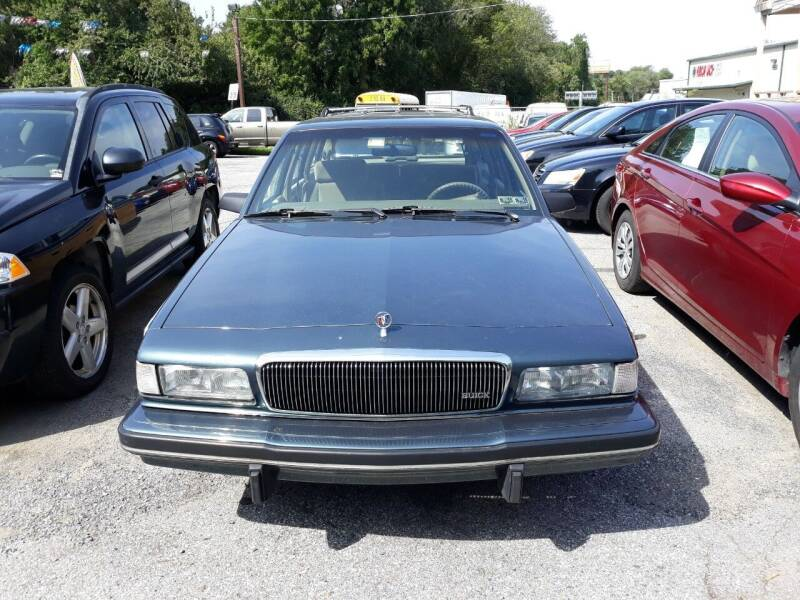 1996 Buick Century for sale at GALANTE AUTO SALES LLC in Aston PA