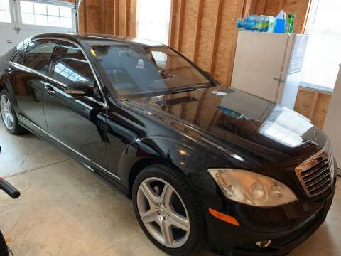 2008 Mercedes-Benz S-Class for sale at Butler Auto in Easton PA