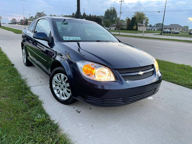 2009 Chevrolet Cobalt for sale at Wyss Auto in Oak Creek WI