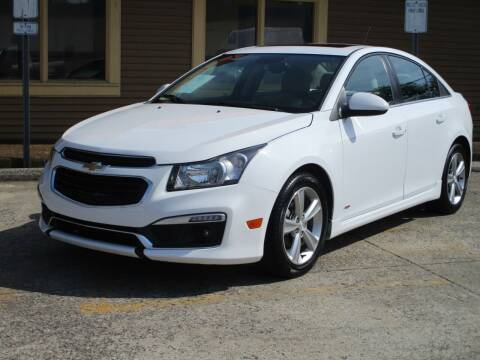2016 Chevrolet Cruze Limited for sale at A & A IMPORTS OF TN in Madison TN