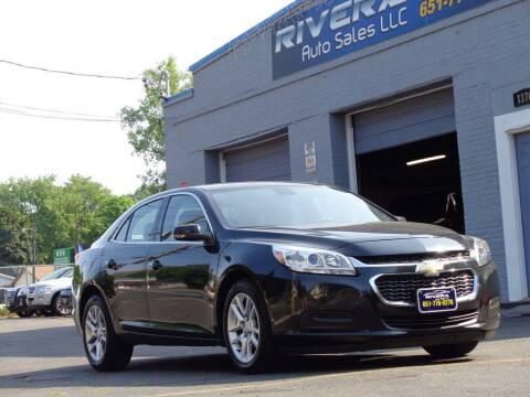 2014 Chevrolet Malibu for sale at Rivera Auto Sales LLC in Saint Paul MN